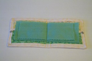 felt inside needle case