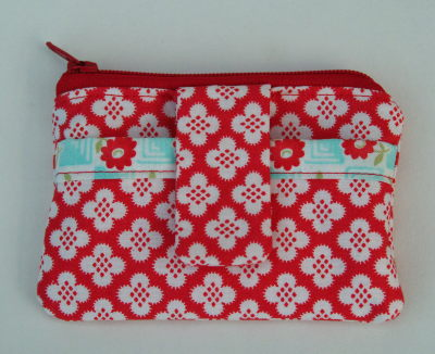 Zippy Wallet in Moda Bliss